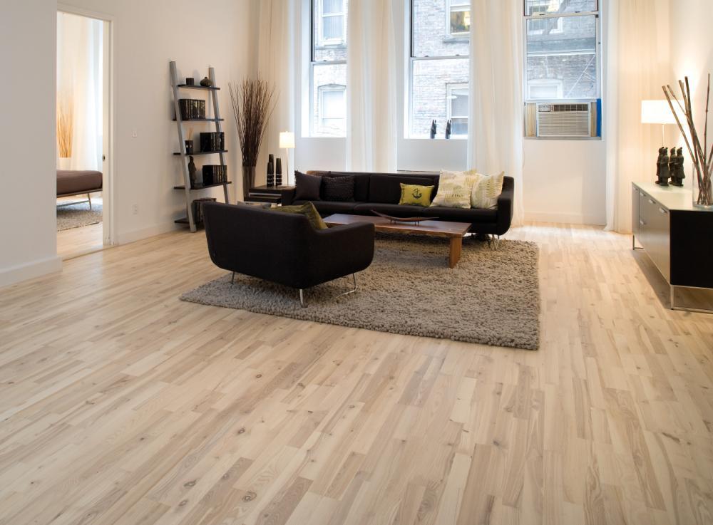 Ash Nordic Floor White Floors