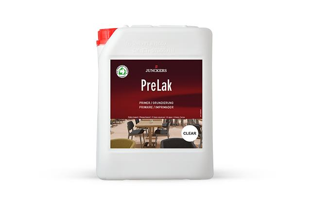PreLak - Wood floor primer ​​Water-based clear & coloured primer