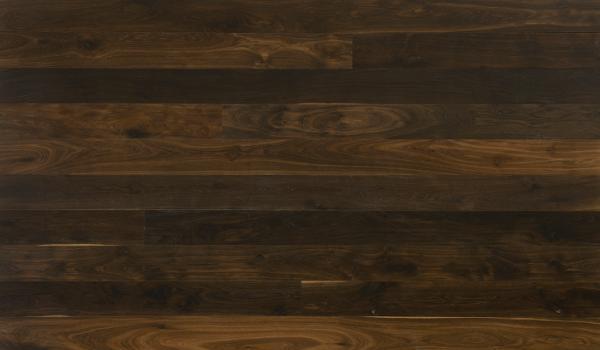 Plank Flooring Dark Oak 100 Solid