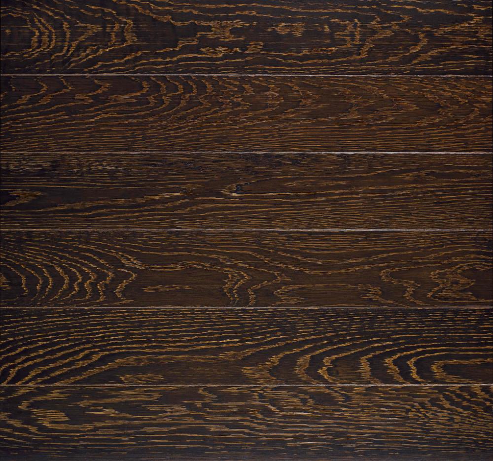Plank Flooring Oak Textured Dark