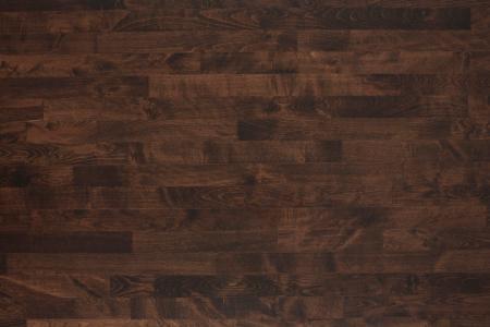 Beautiful Dark Wood Floors